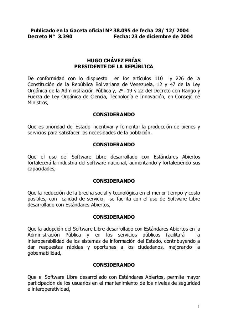 Decreto3390