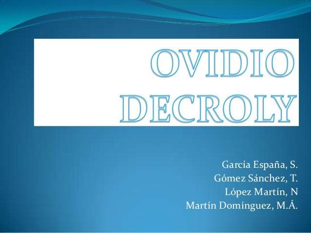 García España, S.Gómez Sánchez, T.López Martín, NMartín Domínguez, M.Á.