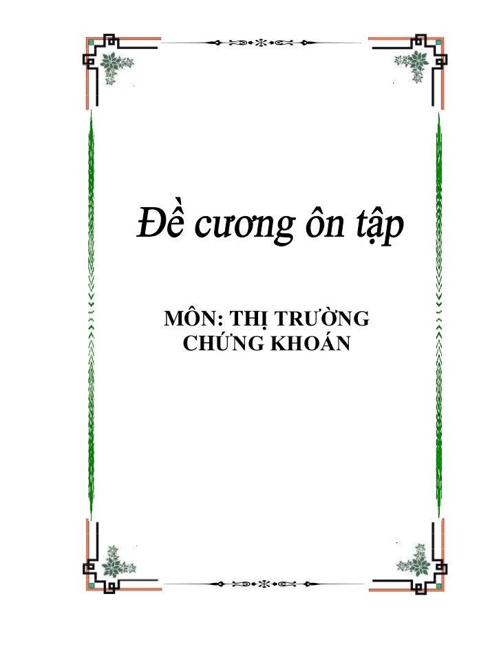 De cuong on_tap_ttck_4356
