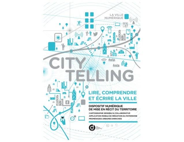 City telling - Stéphane Cagnot et Julien Brouillard
