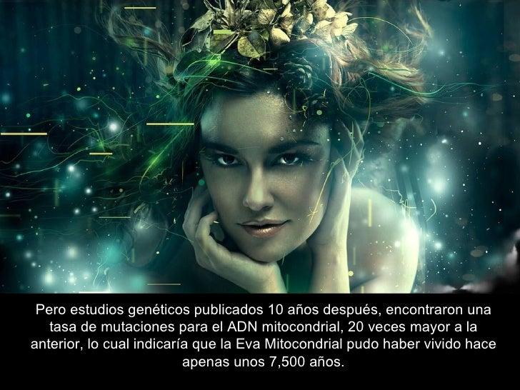 La Eva Mitocondrial