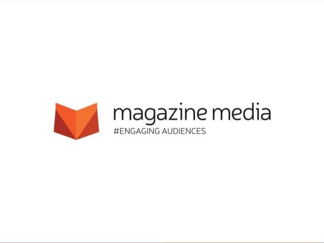 Making the case for magazine media