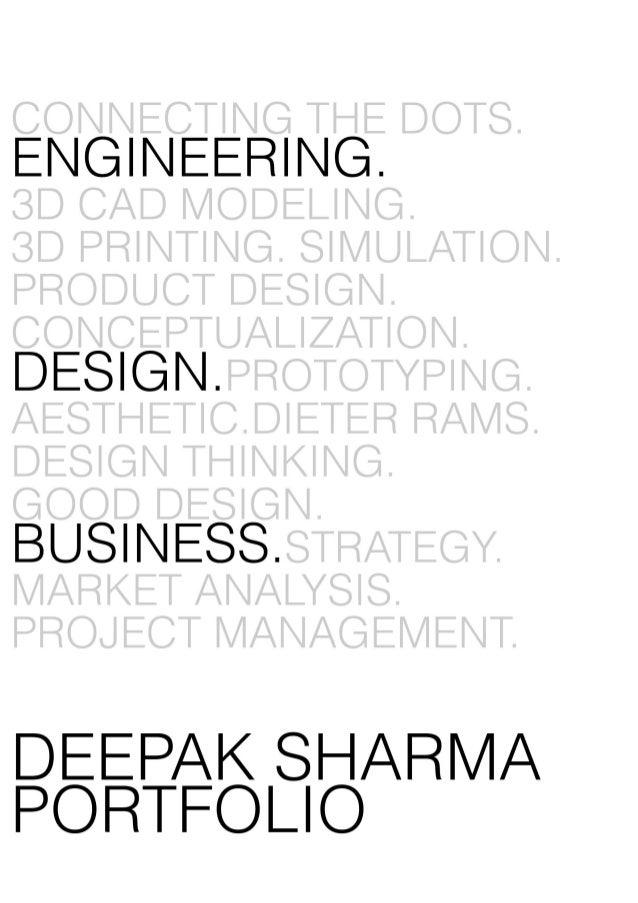 Portfolio: Deepak Sharma