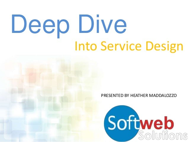 the deep dive solving a design What is the deep-dive™ brainstorming technique deep-dive™ is the name of a technique used to rapidly immerse a group or team into a.