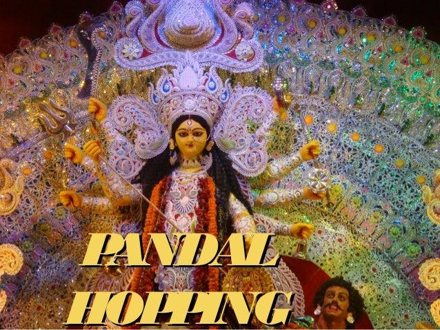 PANDALPANDAL HOPPINGHOPPING