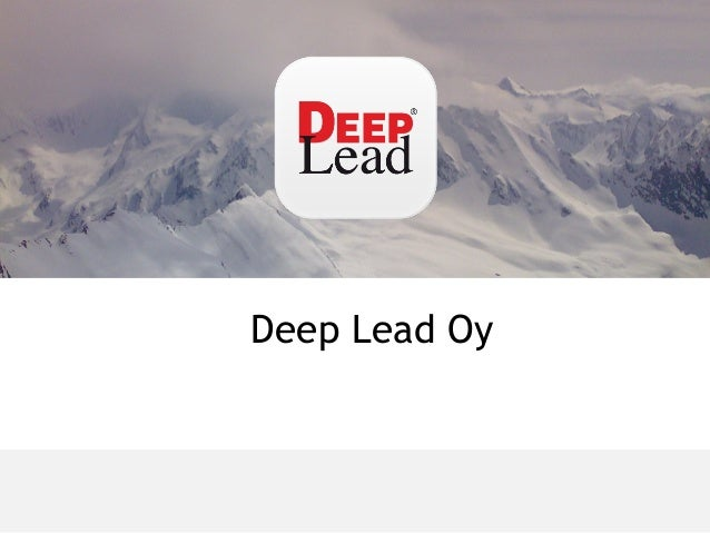 Deep Lead Oy