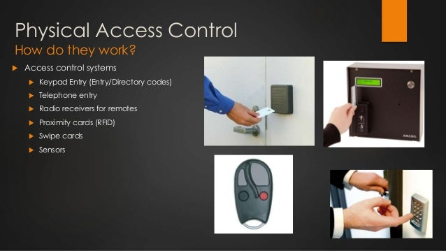 Hacking Access Control Systems