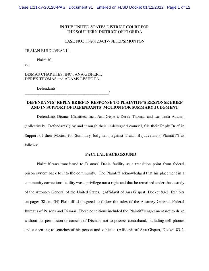 Case 1:11-cv-20120-PAS Document 91 Entered on FLSD Docket 01/12/2012 Page 1 of 12                       IN THE UNITED STAT...