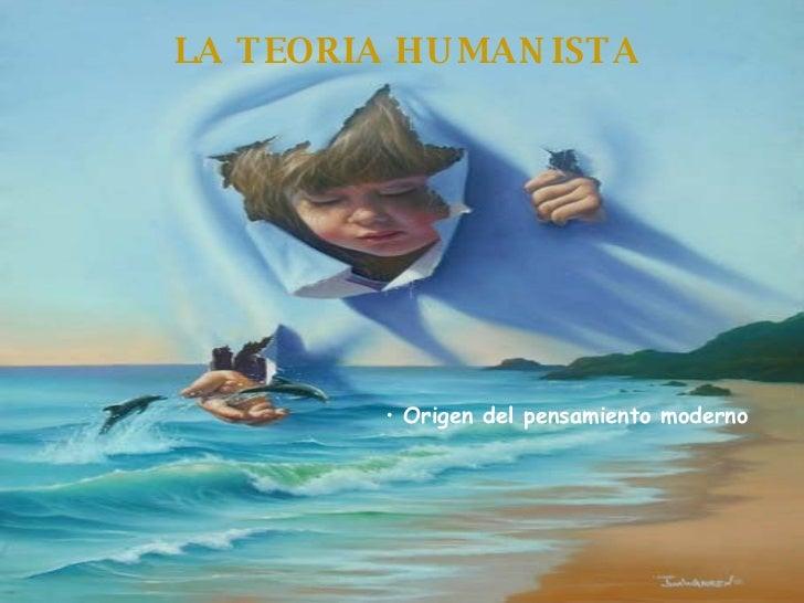 Defensa De Teorias Humanista
