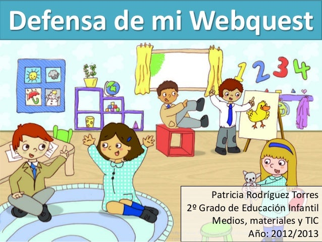 Defensa de mi Webquesthttp://www.flickr.com/photos/ofernandezberrios/7176474422/in/photostream/lightbox/Patricia Rodríguez...
