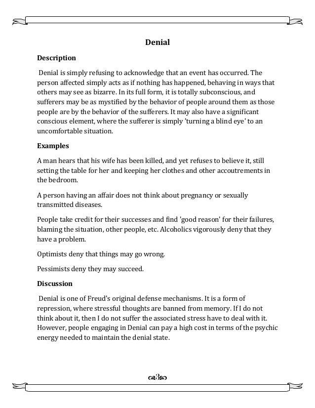 Homework description