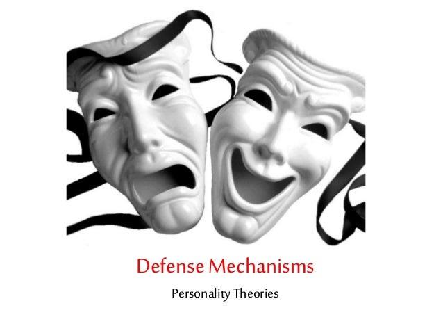 Defense mechanisms - Sigmund Freud