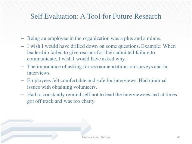 self evaluation dissertation De-miguel, mario (2010) the evaluation of doctoral thesis a model proposal relieve, v 16, n 1 doctoral thesis, doctoral dissertations evaluation, doc-toral.