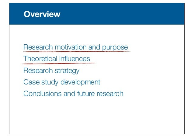 Research masters thesis