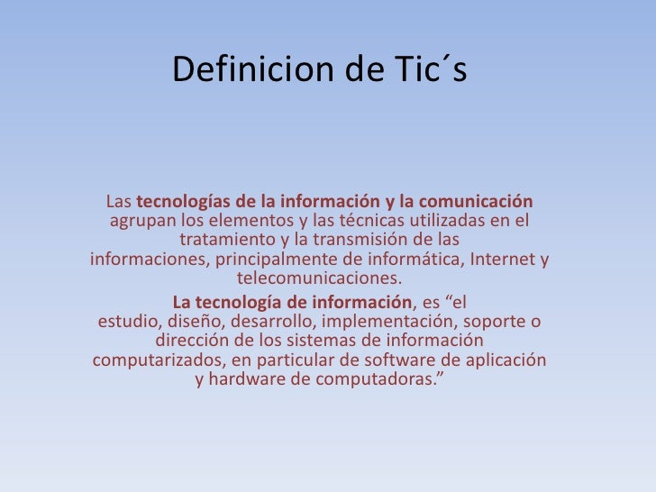 Definicio