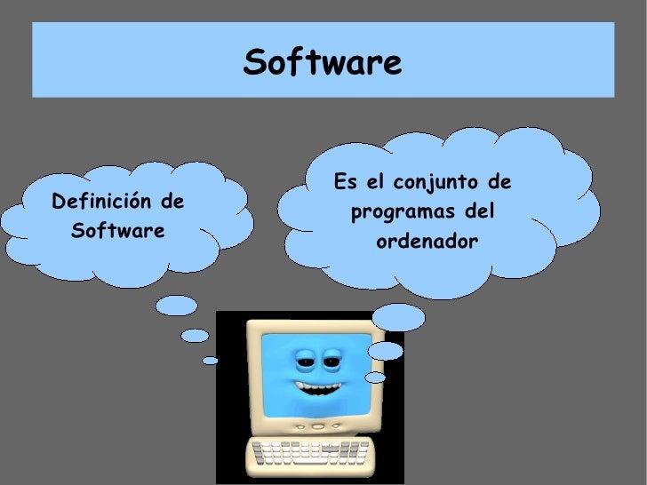 Definicion De Software