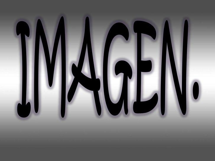 Definicion de imagen