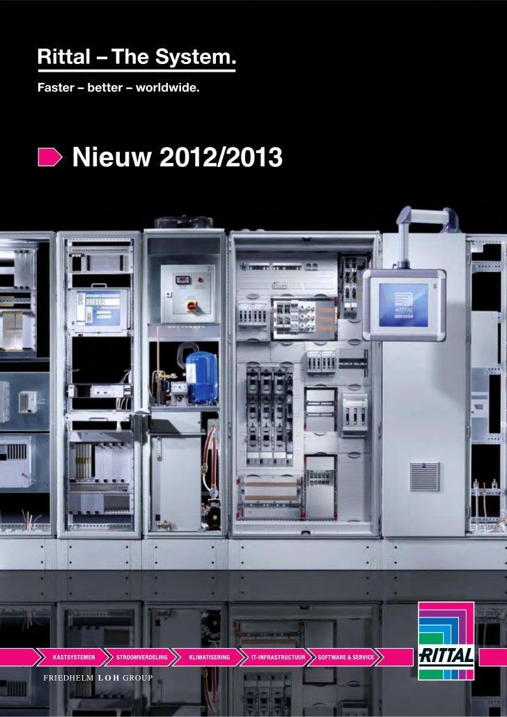 Rittal Nieuw 2012-2013