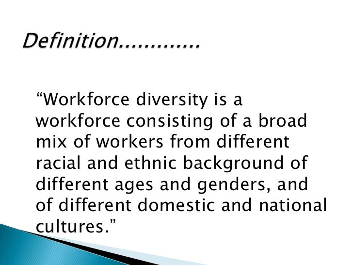the meaning of diversity There is no one universal definition for equality and diversity, yet the two terms are used very frequently without the meaning being fully considered.