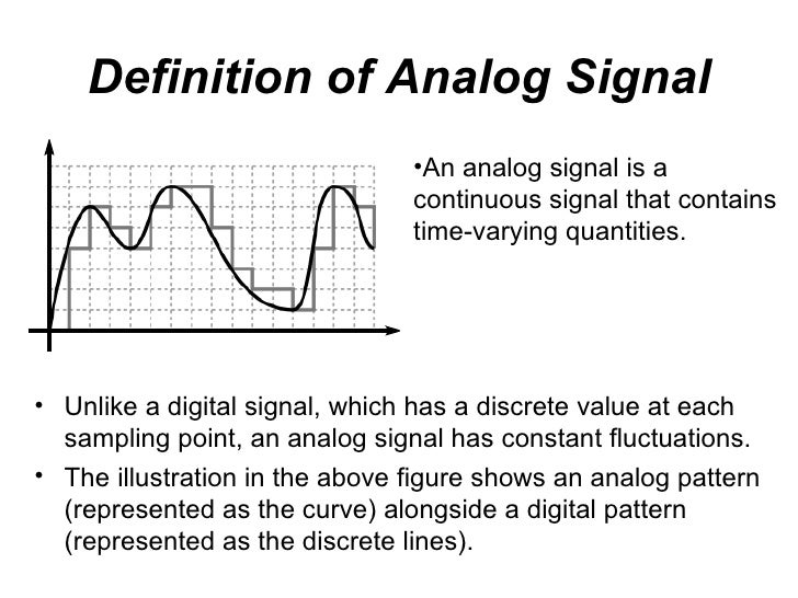 review questions wave and analog signal Analog vs digital transmission compare at two continuously varying electromagnetic wave vs sequence of is a device that converts an analog signal into a.
