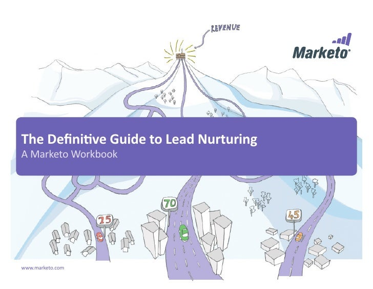 The Definitive Guide to Lead NurturingA Marketo Workbookwww.marketo.com
