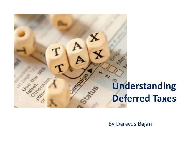 Def tax