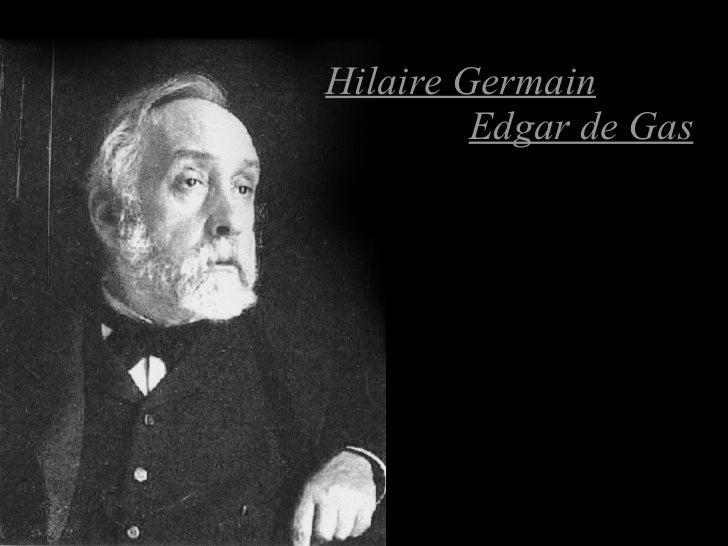 Hilaire Germain Edgar de Gas