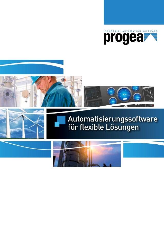 Automatisierungssoftware für flexible Lösungen