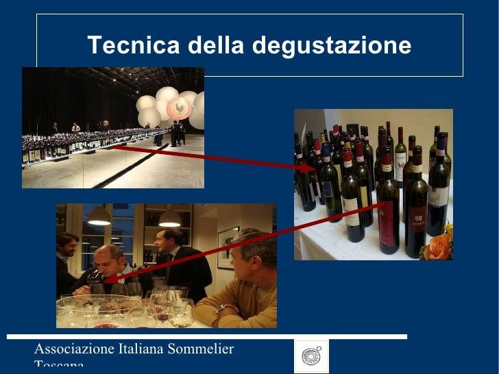 Tecnica Degustazione Vino AIS Andrea Gori