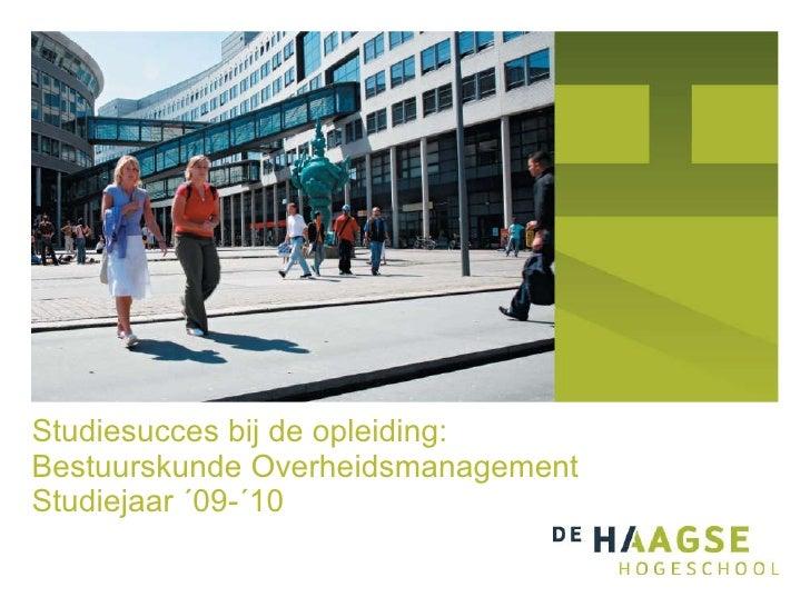 De Haagse Hogeschool - Linda Ruigrok
