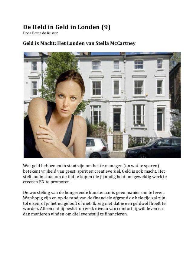 De Held in Geld in Londen (9)
