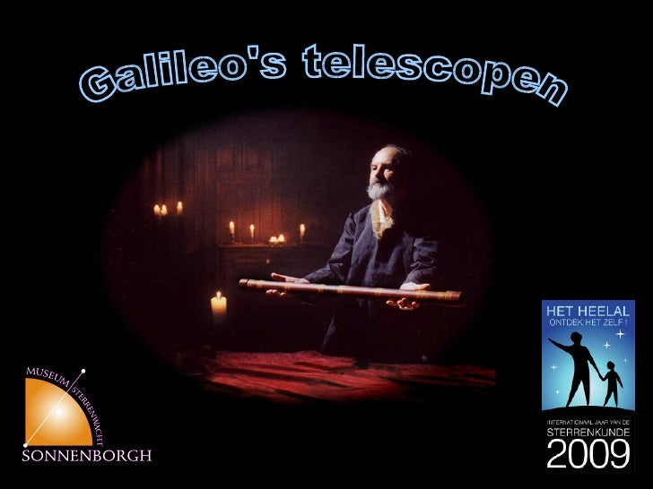 Galileo's telescopen