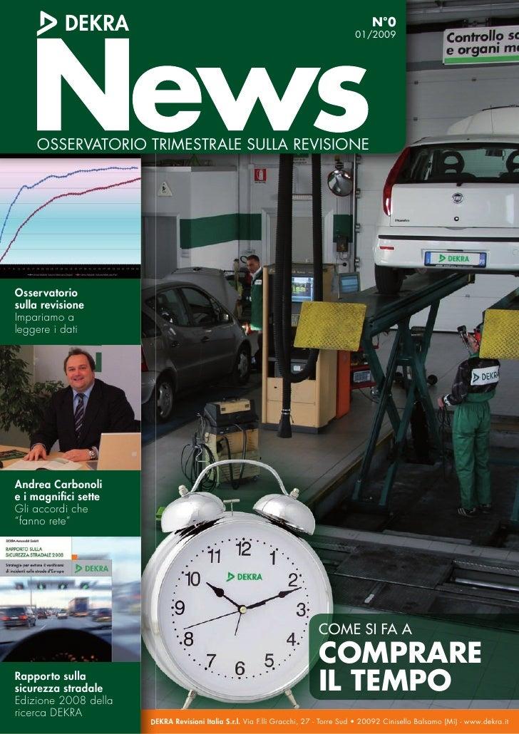 Dekra News - n.0 del 2009