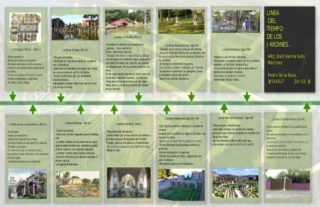 Jardines persas o mesopotámicos. 1500 a.C. -Escalonados. -Vegetación abundante. -Vegetación traída de otros climas. -Se de...