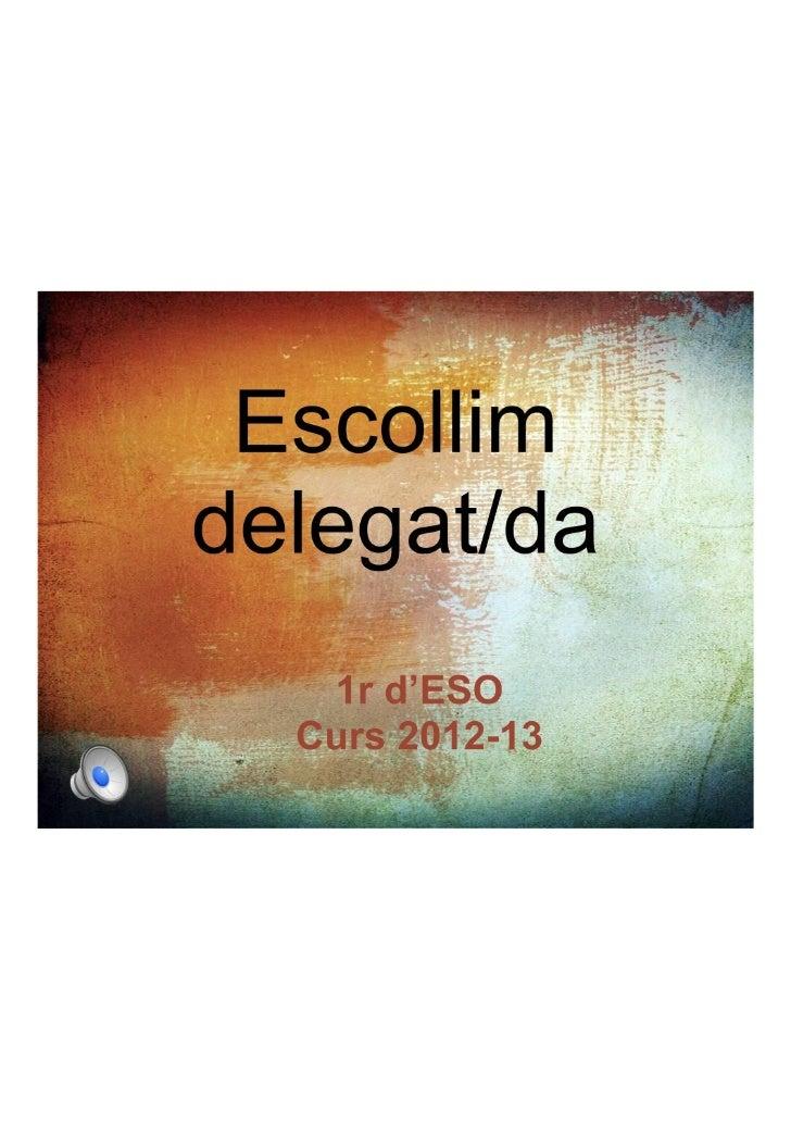 delegat