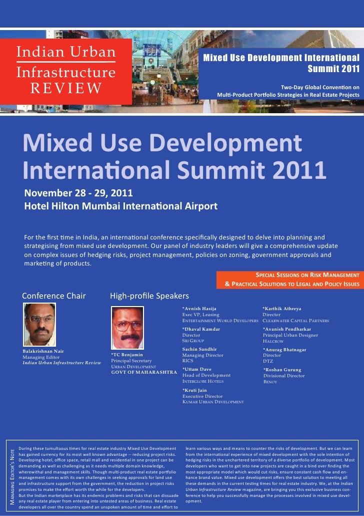 indian urban                                                                                 Mixed Use Development Interna...