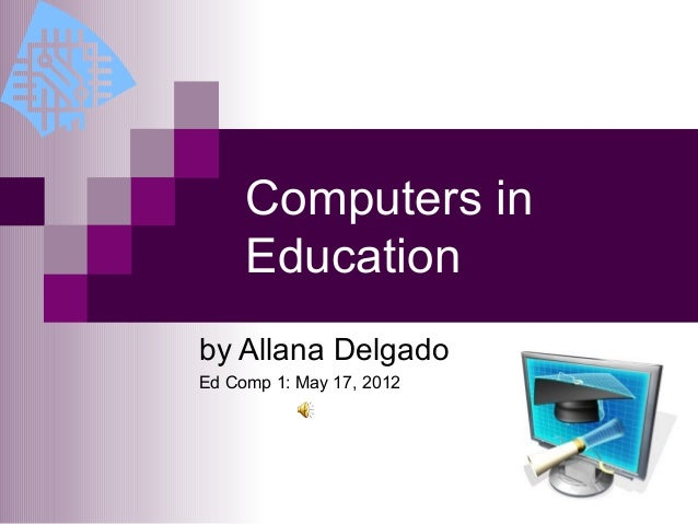 Essay on computer education in school