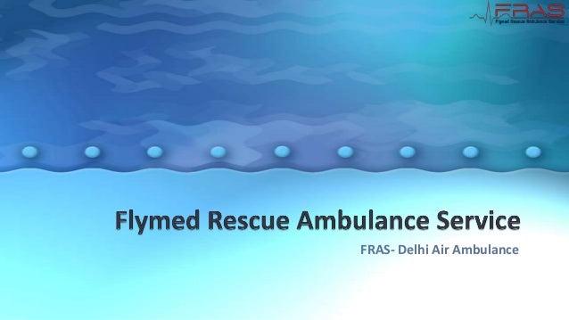 FRAS - Delhi air ambulance