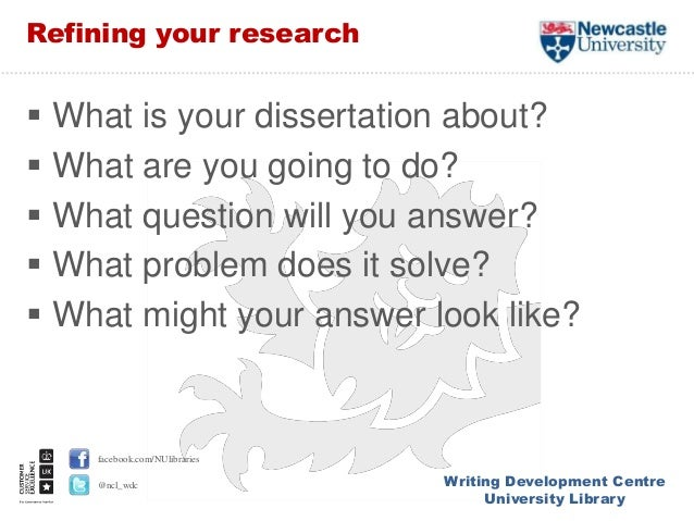 How To Write A Dissertation In 2 Weeks