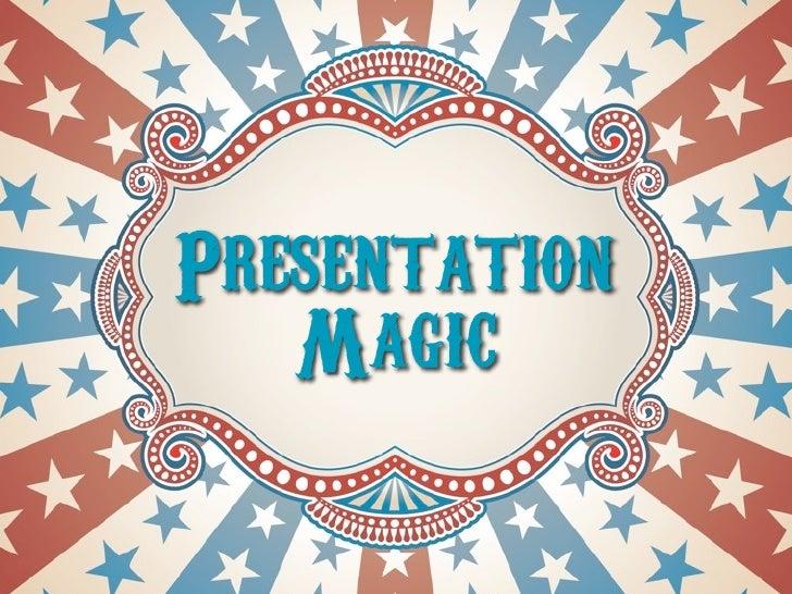 Delivering Presentation Excellence