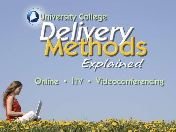 Delivery Methods1a