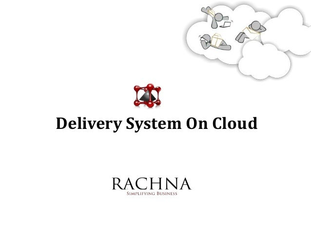Delivery System For Every Need Running On Mobile