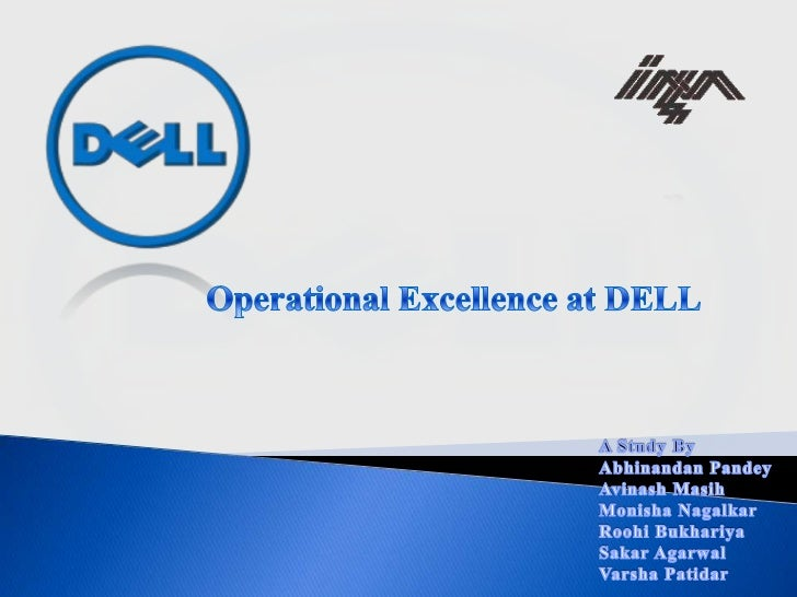 Dell-operations excellence