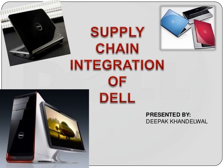 Dell supply chain integration