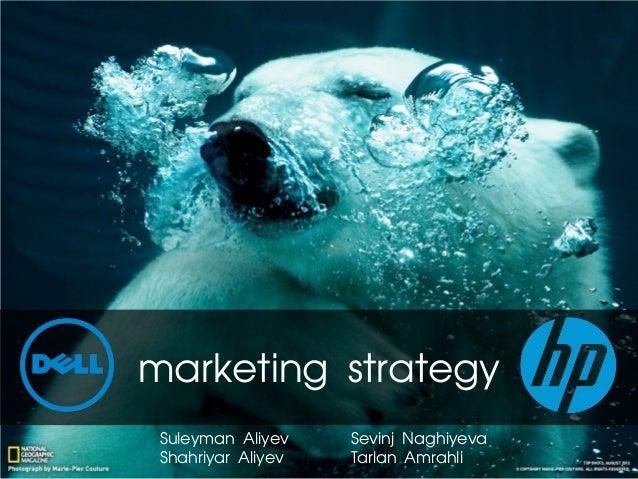 marketing strategy Suleyman Aliyev    Sevinj Naghiyeva Shahriyar Aliyev   Tarlan Amrahli
