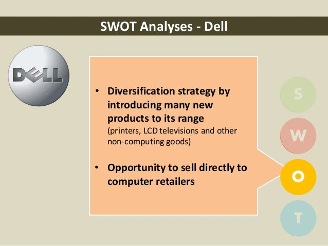 etop analysis of dell Economic analysis of dell desktop computers industry demand, costs and production, market structure, swot analysis, global strategy, recommendations.
