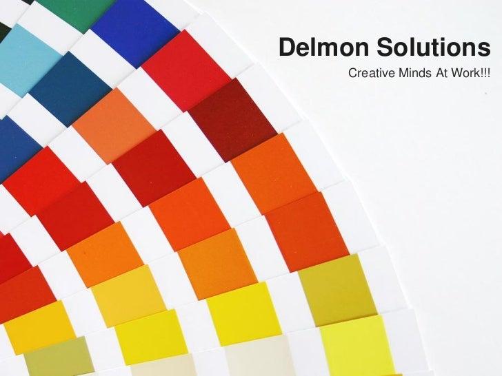 Delmon solutions   company profile