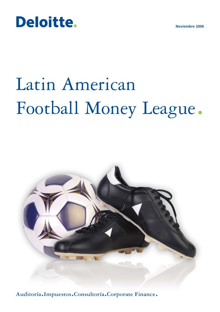Deloitte latin american_football_money_league_nov06
