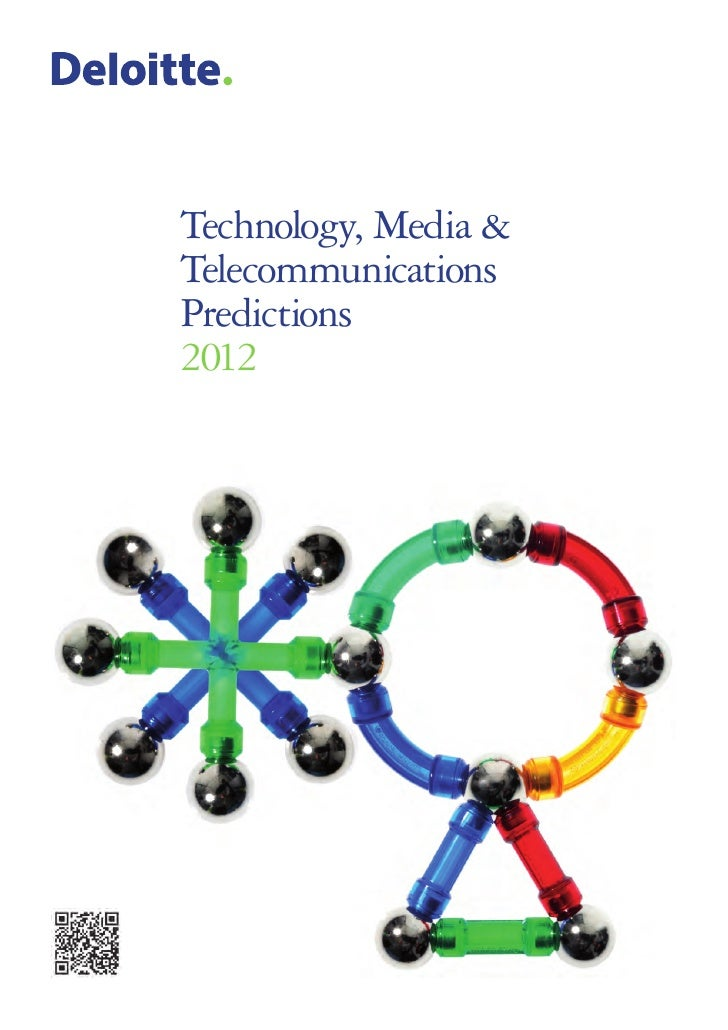 Deloitte tmt predictions_2012