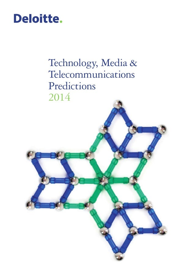 Deloitte Technology, Media, Telecom Predictions 2014